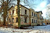 Kregermuiza manor house