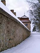 Northern side of the Slokenbeka defensive wall